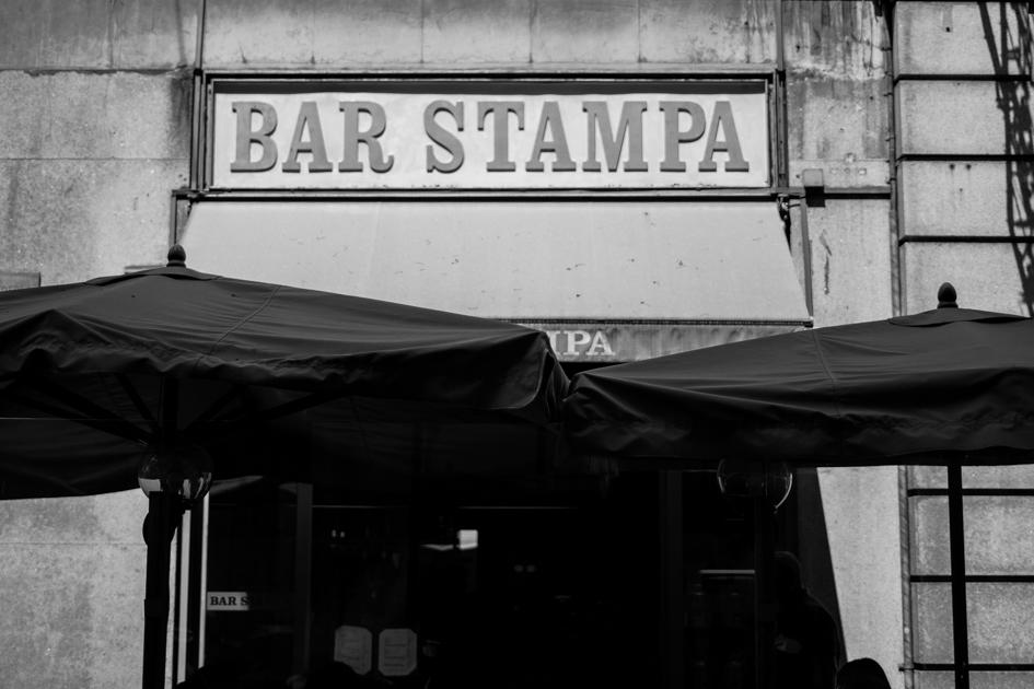 Contatti BAR STAMPA via bertola, 2 - Torino