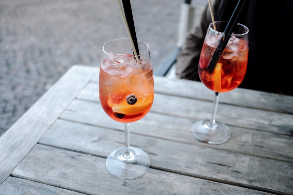 ingredienti dello spritz - Barstampa.it
